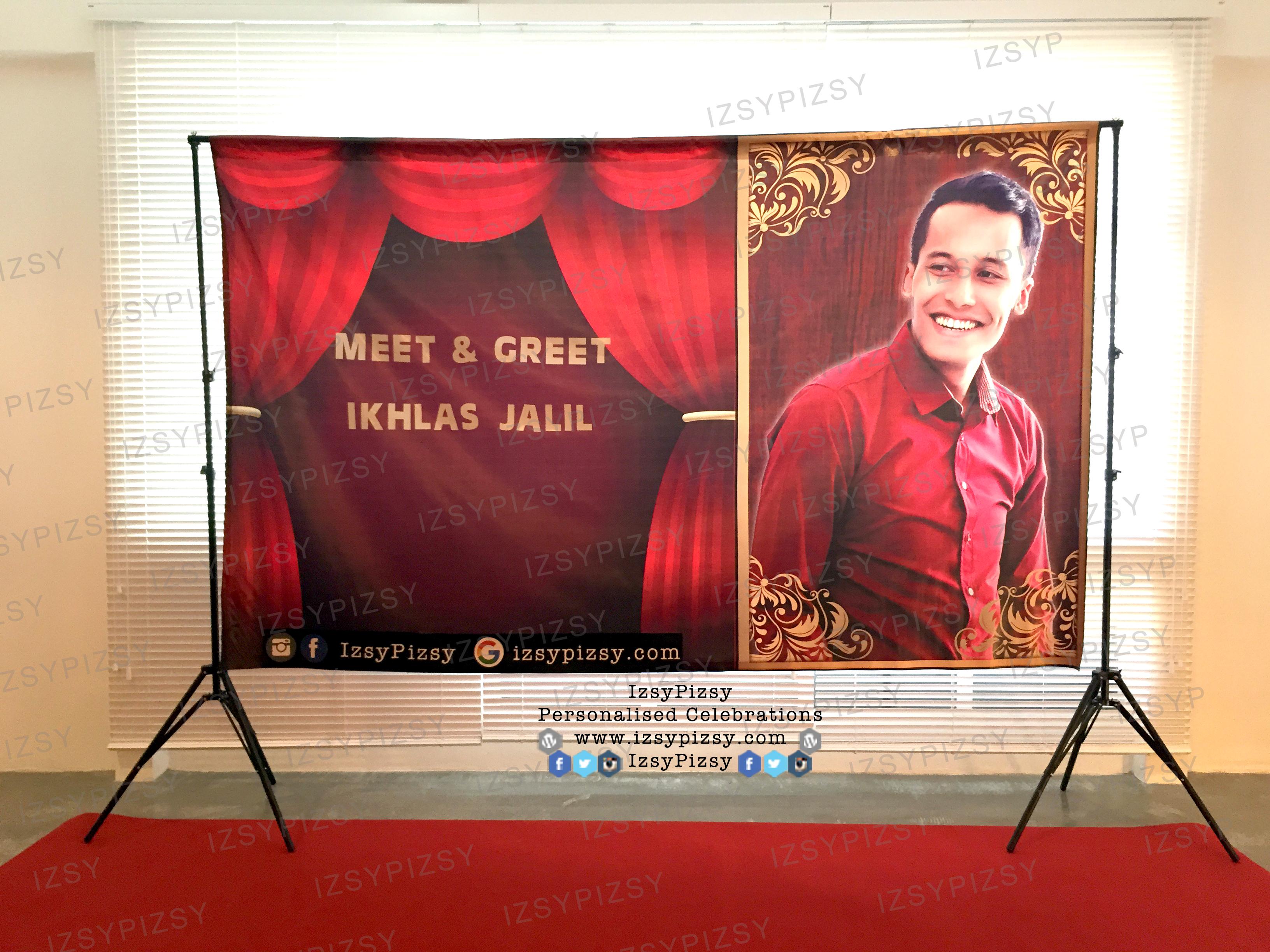 ikhlas-jalil-meet-and-greet-event-party-planner-malaysia-murah-celebrity-artist-backdrop-banner-print-murah-decoration-malaysia