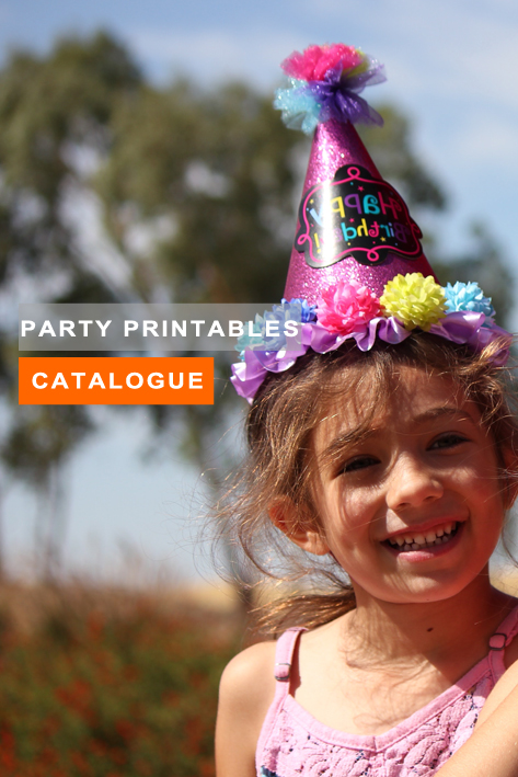 party printables 1