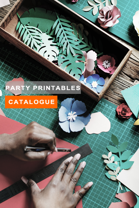 party printables 2