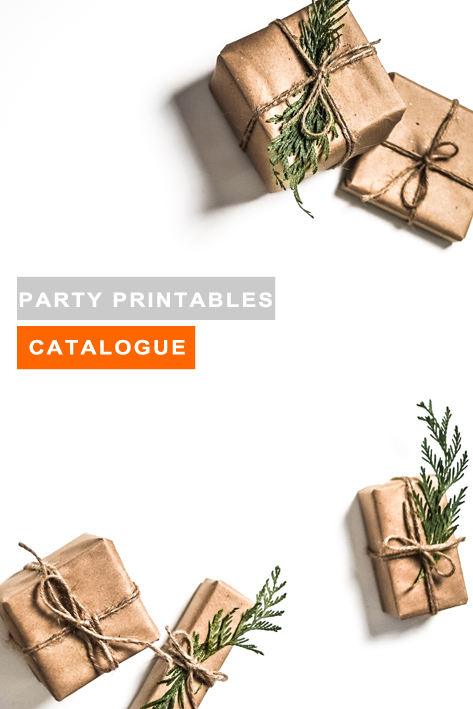 party printables 5