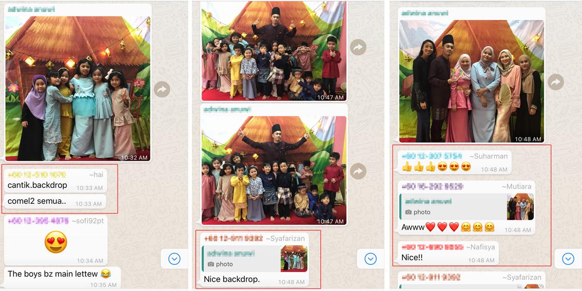 majlis hari raya decoration ideas props supply photobooth set up kampung halaman ketupat lemang pelita buluh tikar kayu periuk wok kawah dodol rumput grass carpet malaysia kl sewa murah rent review